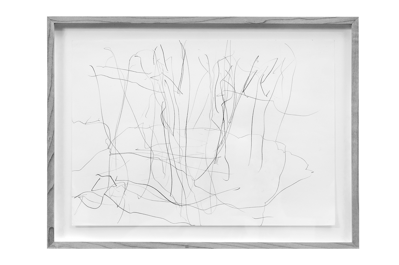 Ossian Fraser Drawing in space, 2009–2011